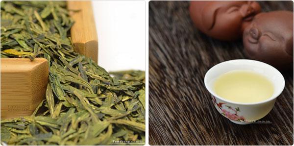 chinese spring green tea 2013 Long jing