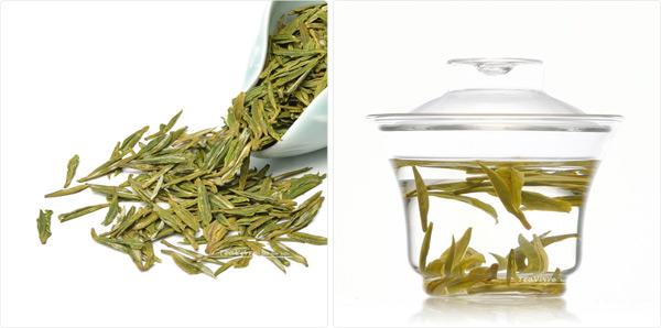 chinese spring green tea 2013 Dragon well long jing