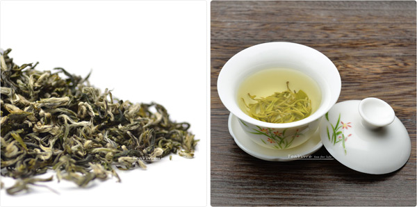 chinese spring green tea 2013 Bi Luo Chun