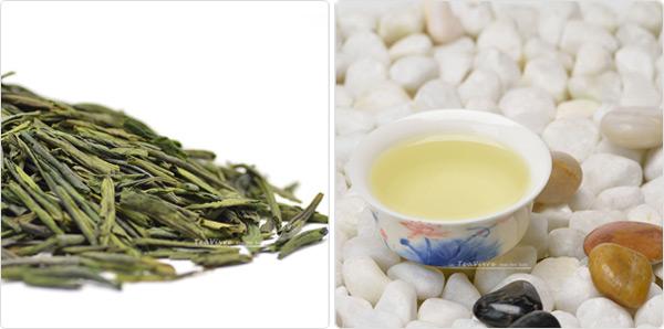chinese spring green tea 2013 Bi Luo Chun